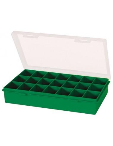 Tayg - boîte de rangement - 290 x 195 x 54 mm - 21 compartiments