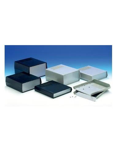 Coffret aus - gris 198 x 178 x 54mm
