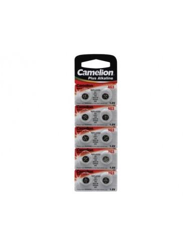 Pile bouton pour montre 1.5v-28mah lr41/ag3 (10 pcs/bl)
