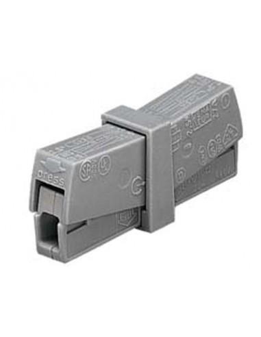 Borne de service pour luminaires, gris - 50 pièces