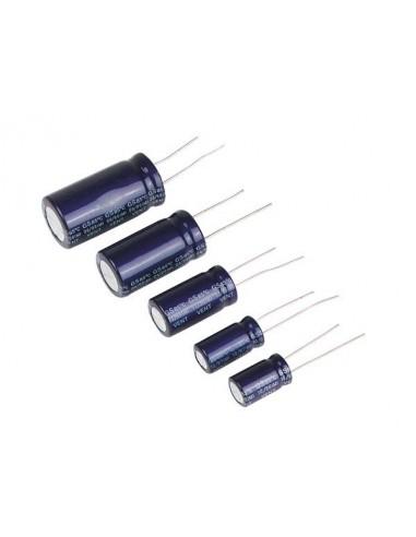 Condensateur chimique radial 3.3µf / 350v