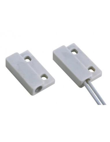 Contact magnétique miniature- 0.5a @ 100v cc - nc - préc,blé