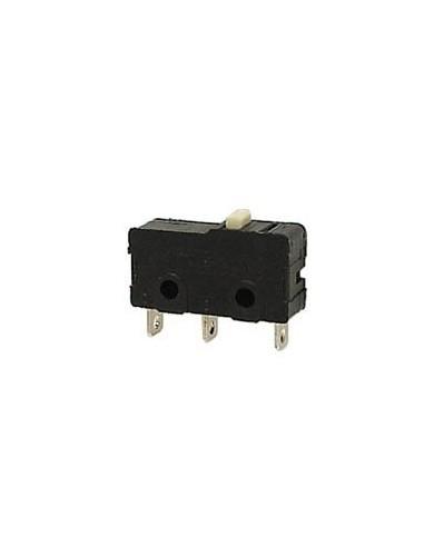 Microrupteur 5a, sans levier de commande
