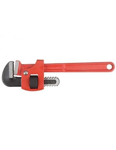 """Egamaster - clé à tuyau - modèle léger - 10"""" - ø 1"""" - 0.65 kg"""