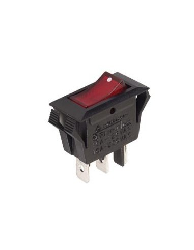 Interrupteur de puissance a bascule 10a-250v spdt on-on