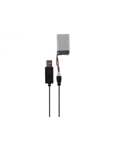 Cable de charge pour rcqc1
