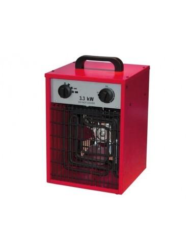 Radiateur soufflant - 3300 w - ip x4