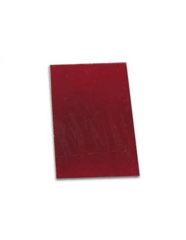 Vitre de rechange rouge pour vdl5004dl