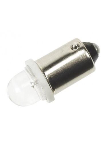 Ampoule led de voiture 12v, 1 led blanche (2pcs/blister) - 1500mcd