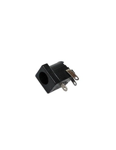 25 embase chassis d'alimentation 2.1mm / 5.5mm connexions a souder