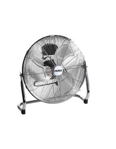 "Ventilateur de sol 45 cm (18"") - métallique"