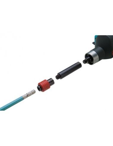 Collomix - rallonge - 100 mm - pour coupleur hexafix
