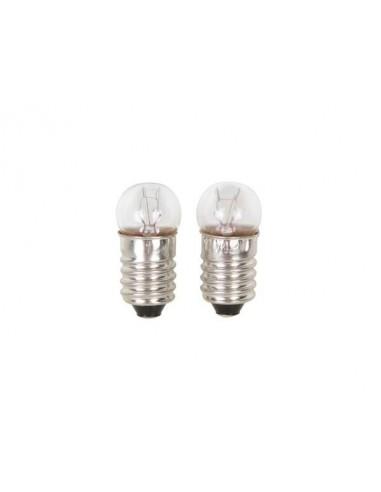 Lampe miniature 2.5v - 50ma g3 1/2 - e10 vendu par 5