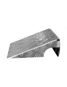 Rampe d'accès en aluminium - 2 pièces