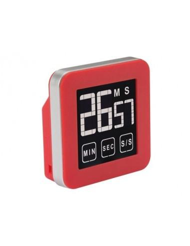 Minuteur tactile numérique - chronomètre et compte à rebours