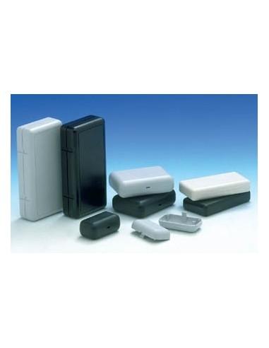 """Coffret """"soap"""" - gris 80 x 56 x 25mm"""