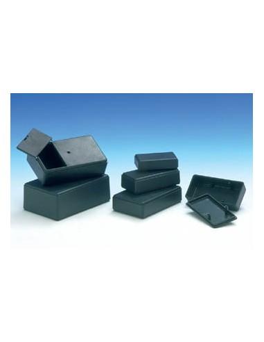 Coffret soap - noir 90 x 56 x 22mm