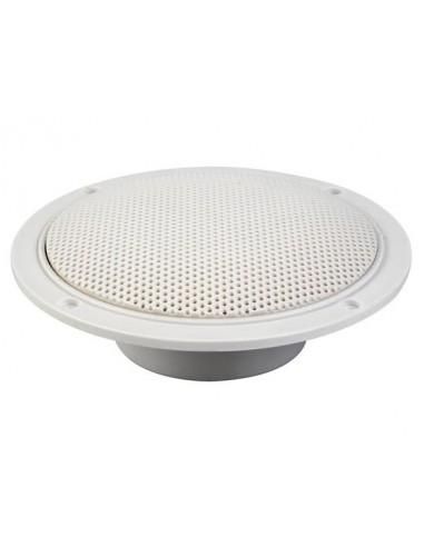 """Jeu de 2 haut-parleurs coniques 5"""" avec grilles & résistant à l'eau 80w / 8 ohm (1 paire)"""