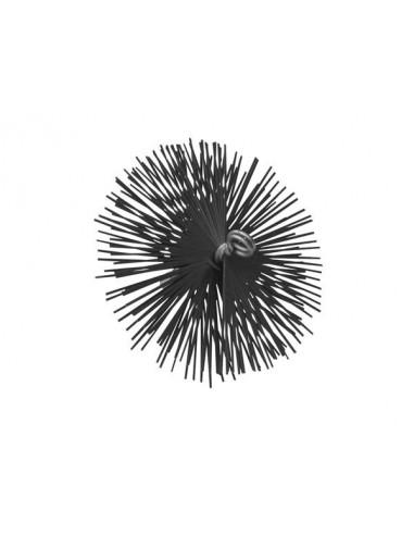 Brosse de ramonage - 200 mm - métal