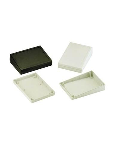 Coffret pour clavier - gris 134 x 189 x 32/55mm
