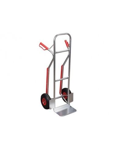 Diable en aluminium - capacité 200 kg