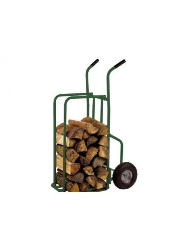 Chariot à bois - charge max. 250 kg