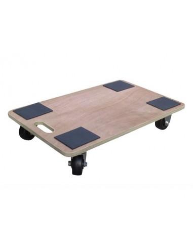 Transporteur de meubles - 650 x 400 mm - charge max. 400 kg