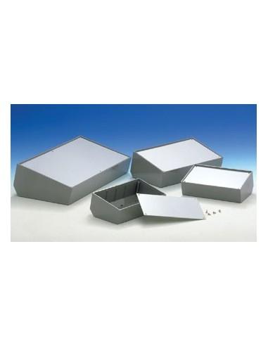 """Coffret """"pult 36"""" - gris fonce 161 x 97 x 61.1mm"""