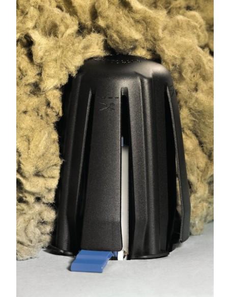 Protection de spot SpotClipII pour isolant en rouleau