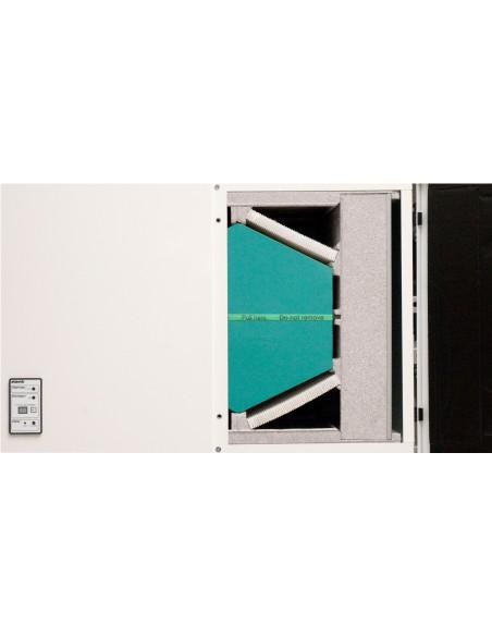 Filtres pour vmc duolix double flux atlantic, lot de 2 filtres duolix