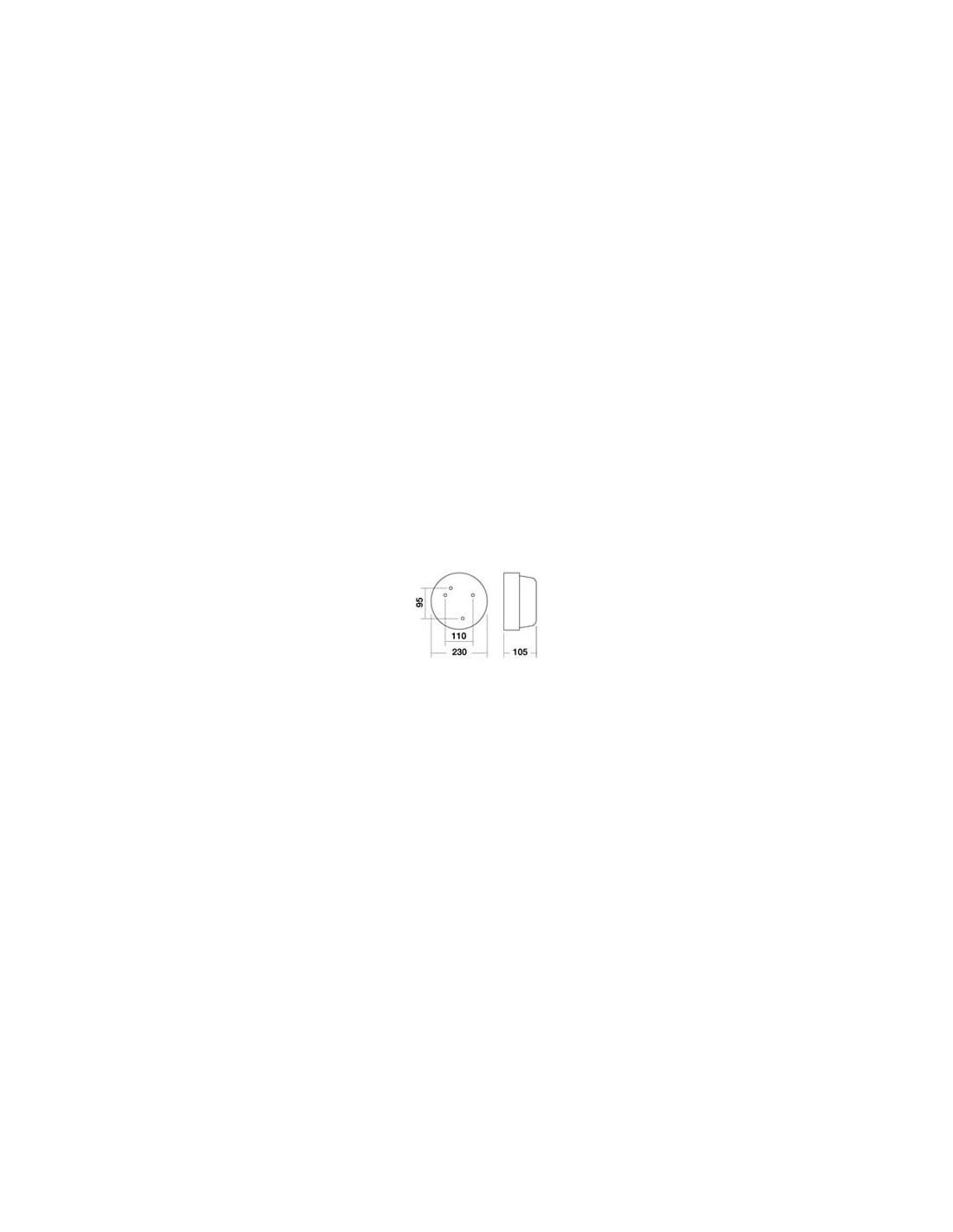 Hublot Salle De Bain Sarlam ~ eclairage hublot 100 watts ext rieur sarlam