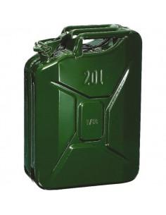 Bec flexible pour jerrican tole utilisable pour essence avec ou sans plomb