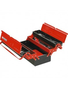 Boite a outils 5 cases grand volume 560 x 220 x215 mm