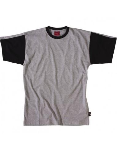 Tee shirt work attitude beige85 % coton 185 grs/m² t 1 ou s