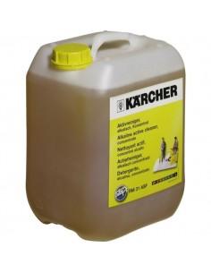 Detergent degraissant alcalin pour nettoyeur hp rm 31asf  bidon de 20 l