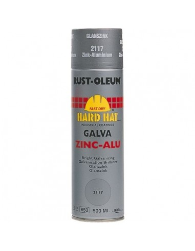 Galvanisation hard hat galva-plus aerosol 500 ml