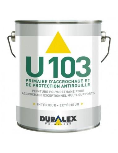 Peinture primaire antirouille u 103 blanc pot 3 l