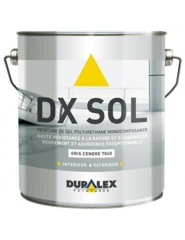 Peinture polyurethane dx sol hydro gris perle 7035 - 15 l