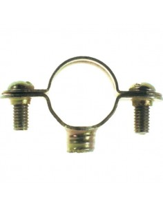Collier simple 7x150 bichro cs38 boite de 50