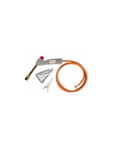 Chalumeau de plombier sur carte - réf.:5100caractéristiques:chalumeau