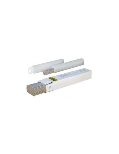 Electrode rutile acier boîte -  désignation:281 électrodes ø 2,5 mm longueur:350 mm