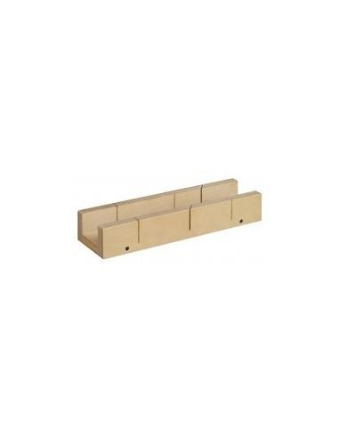Boîte a onglet vrac - dimensions intérieures:250 x 60 x h. 40 mm