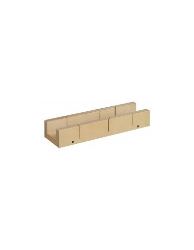 Boîte a onglet vrac - dimensions intérieures:350 x 80 x h. 60 mm