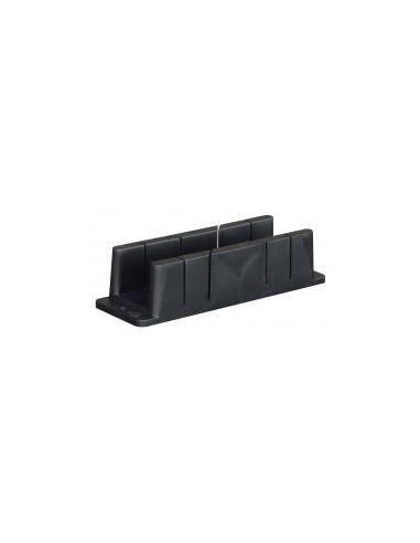 Boîte a onglet vrac - dimensions intérieures:250 x 55 x h. 55 mm