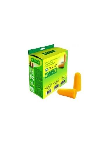 Bouchons de protection sonore boîte - caractéristiques:boîte de 200 paires de bouchons