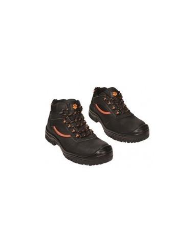 Chaussures de securite boîte -  couleur:noire taille:43