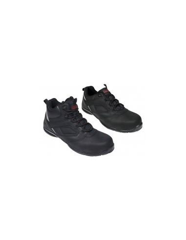Chaussures de securite pro boîte -  couleur:noire taille:40