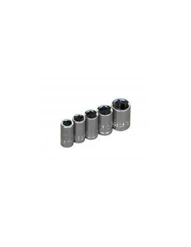 Douille - 1/4' radio vrac -  dimensions:6 mm