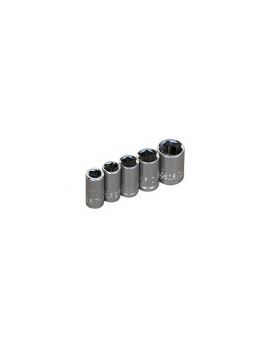 Douille - 1/4' radio vrac -  dimensions:11 mm