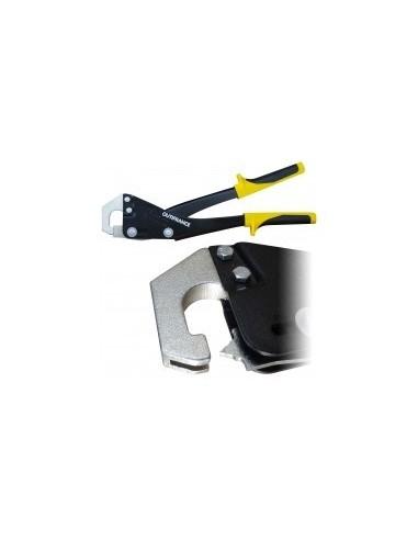 Pince a sertir pro sur carte - réf.:caractéristiques:305 mm